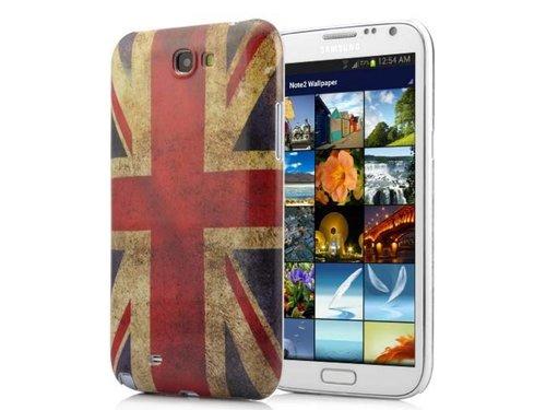 Задняя крышка флаг Великобритании для Samsung Galaxy Note 2