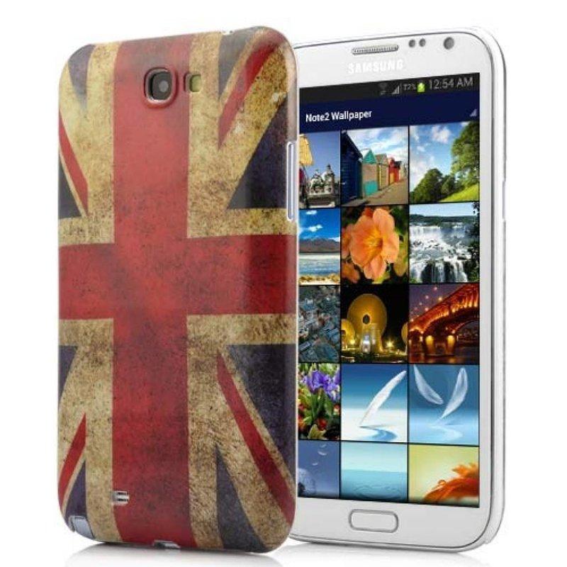 Ретро защитная крышка Galaxy Note 2