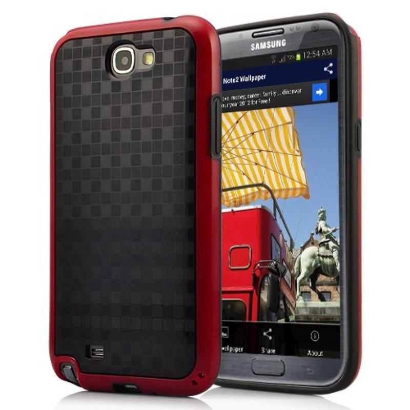 Задняя крышка Пиксели Galaxy Note 2