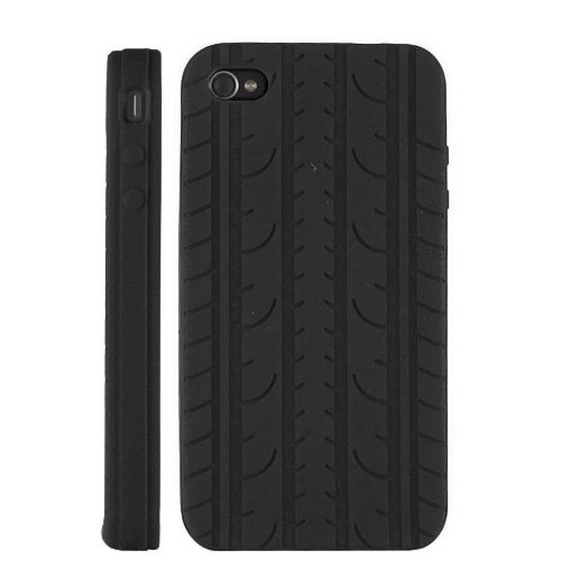 Чехол силиконовый шина для iPhone 4/4s