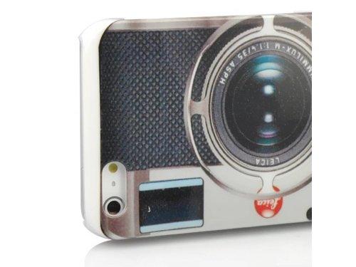 Чехол крышка ретро Leica M9 для iPhone 5/5s