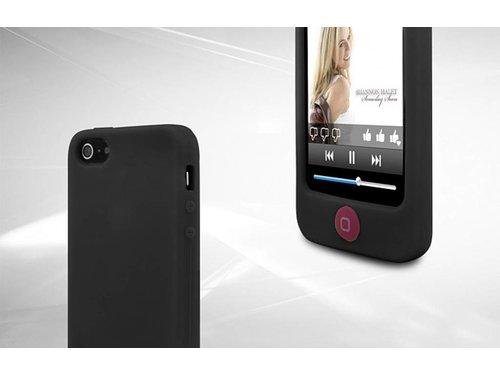 Мягкий силиконовый чехол для iPhone 5/5s