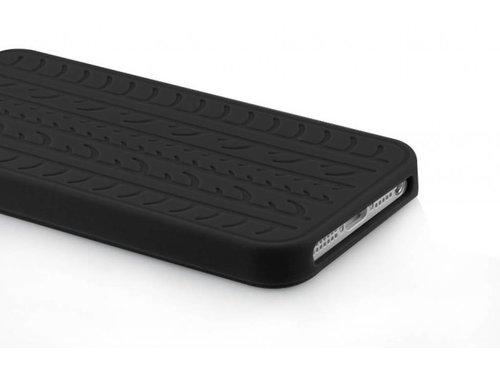 Силиконовый чехол шина против скольжения для iPhone 5