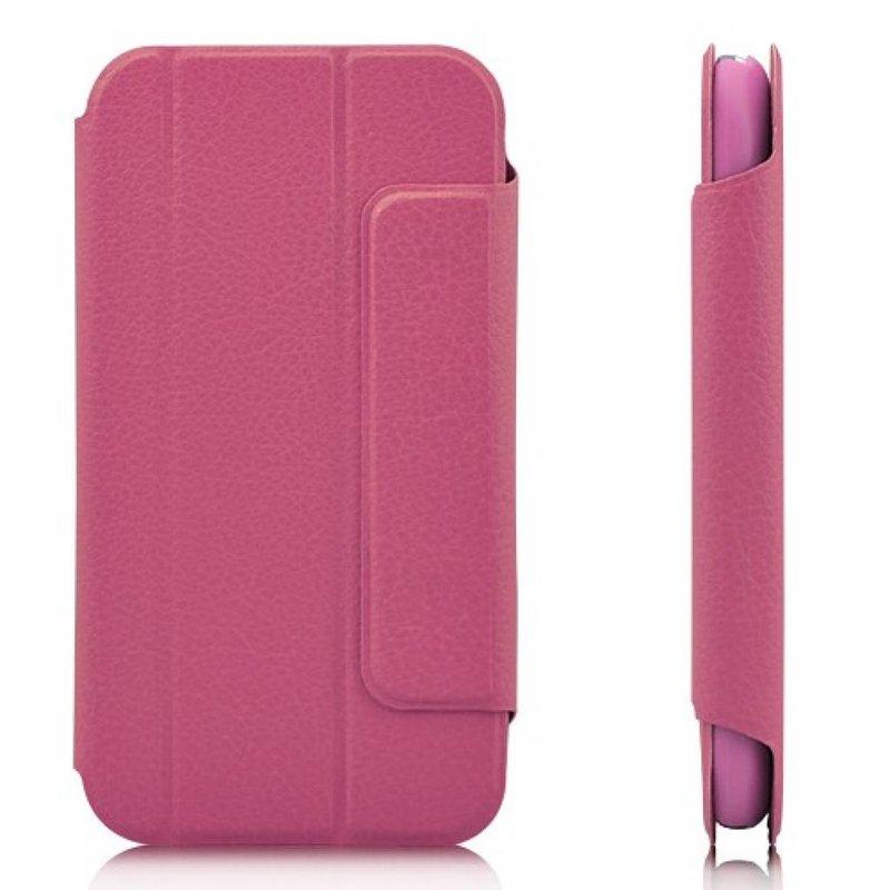 Чехол с подставкой для Galaxy S3 i9300 Розовый