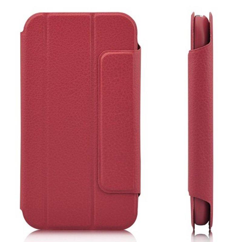Чехол с подставкой для Galaxy S3 i9300 Красный