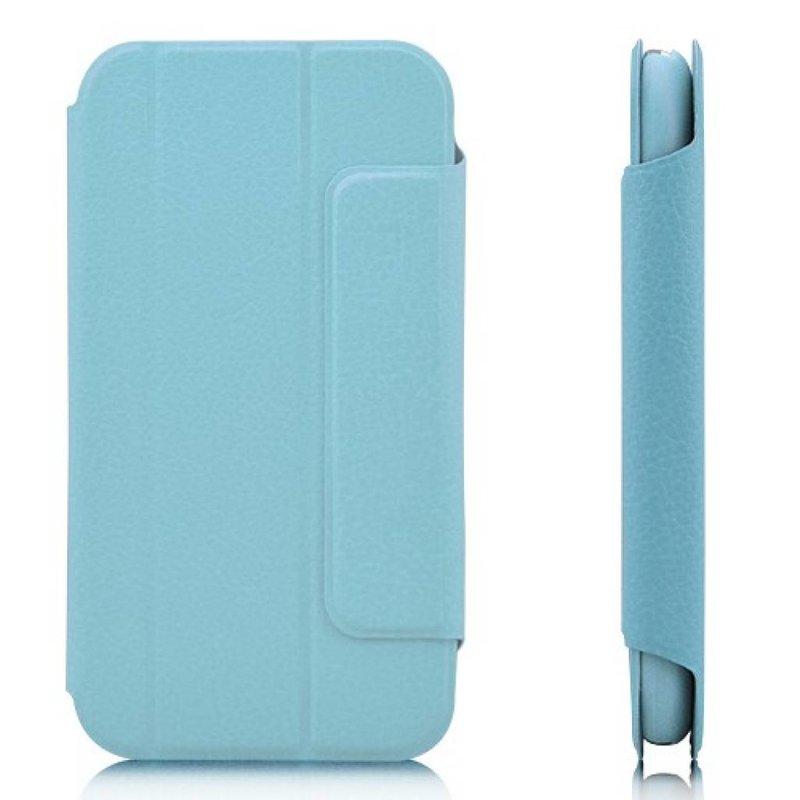 Чехол с подставкой для Galaxy S3 i9300 Голубой