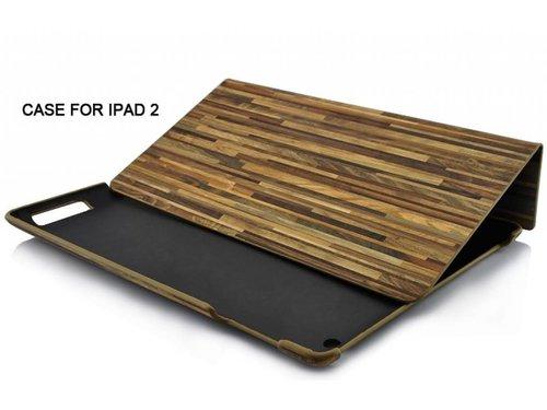 Оригинальный эко кейс чехол для iPad 2 3 4 Зеленый