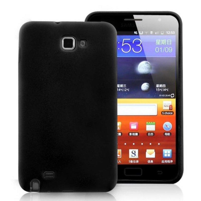 Силиконовый чехол Samsung Galaxy Note