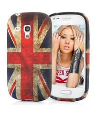 Чехол Англия для Galaxy S 3 Mini