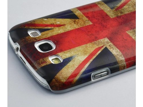 Защитная крышка флаг Англии для Samsung Galaxy S 3 i9300
