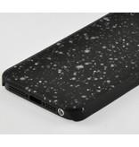 Матовая задняя крышка Космос для iPhone 5 s Белые галактики