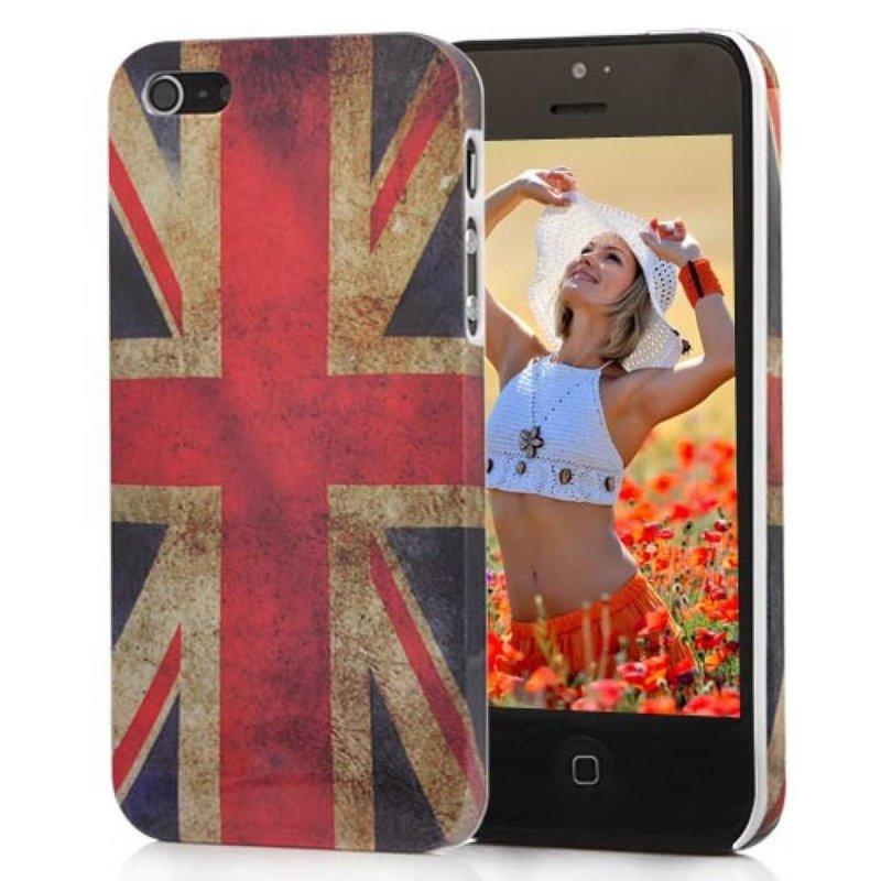 Защитная крышка Англия для iPhone 5/5s