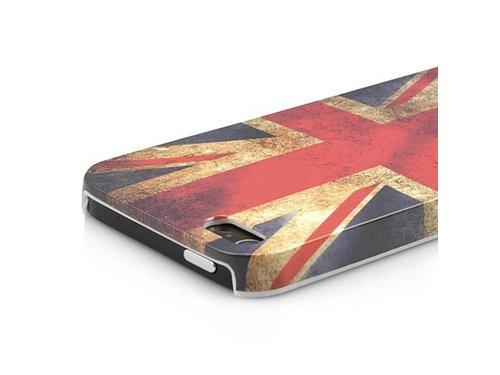 Задняя крышка ретро флаг Англии для iPhone 5/5s