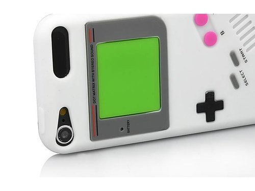 Силиконовый чехол Game Boy для iPod Touch 5