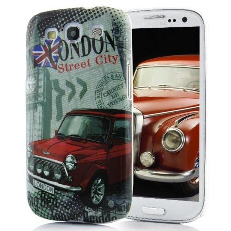 Ретро задняя крышка Samsung Galaxy S 3
