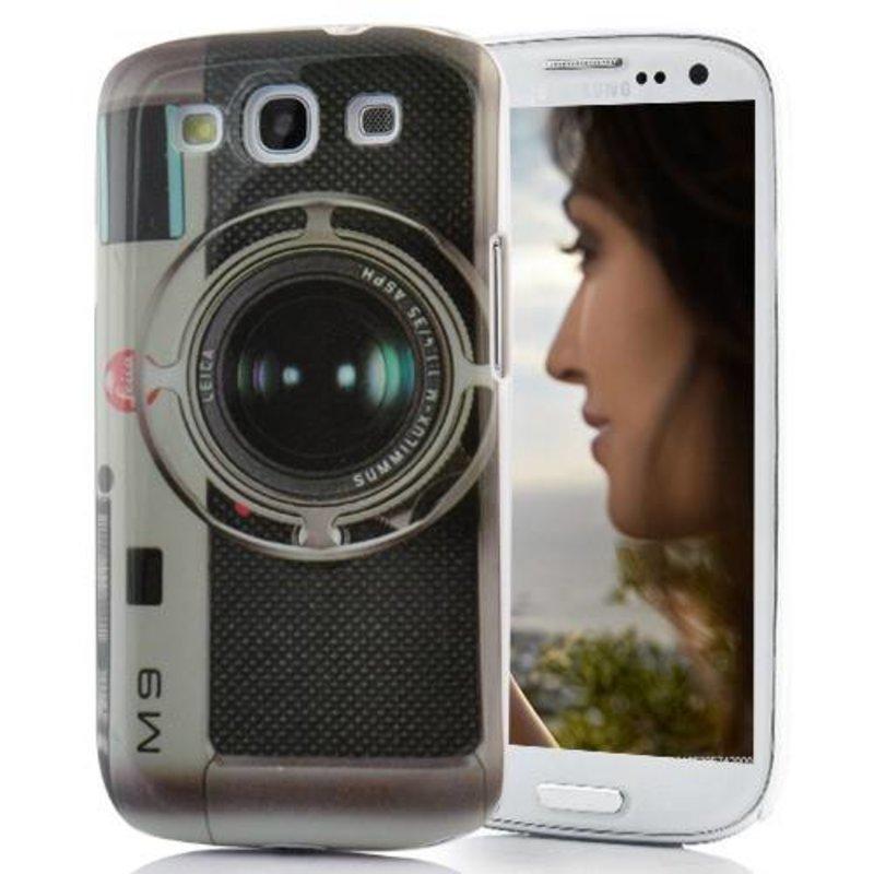 Ретро крышка Leica для Samsung Galaxy S 3