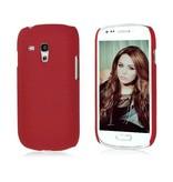 Пластиковая задняя крышка для Samsung Galaxy S3 Mini i8190 Красная