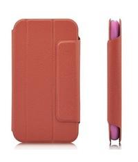 Чехол с подставкой для Samsung Galaxy S3 i9300 Оранжевый