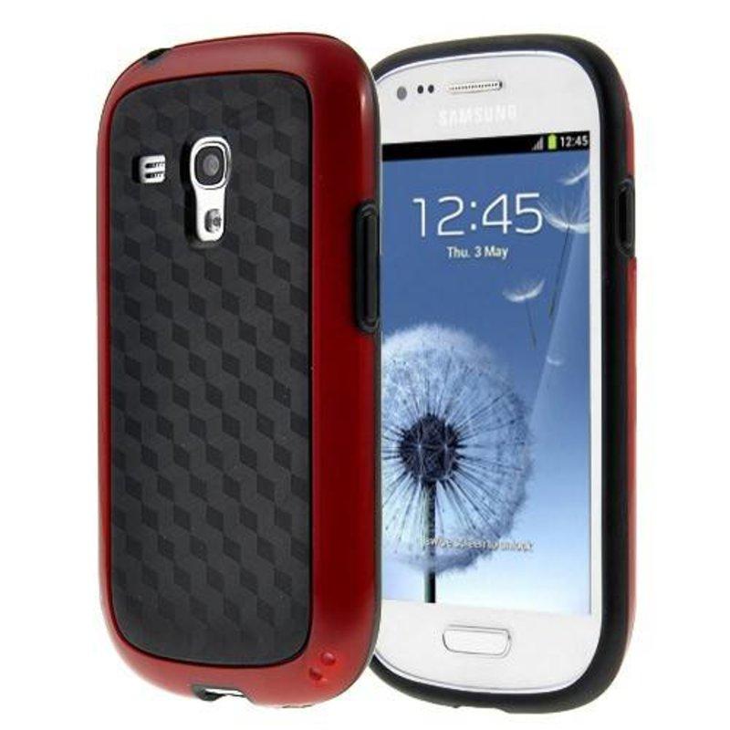 Задняя крышка Ромбы Galaxy S3 Mini