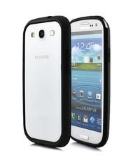 Бампер чехол для  Galaxy S3 i9300 Черный