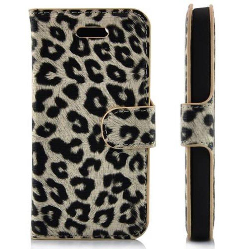 Стильный чехол Леопард iPhone 5/5s