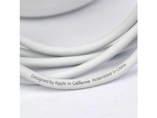 Высококачественный Apple USB 2.0 кабель для iPhone 3GS, 4/4s, iPod touch 4, Nano
