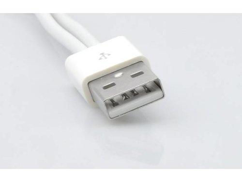Зарядный кабель для Apple и Micro USB разъема