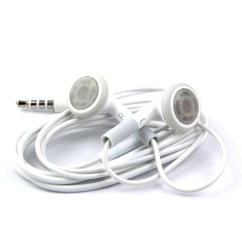 Наушники с микрофоном для iPhone 3GS, 4/4s, 5
