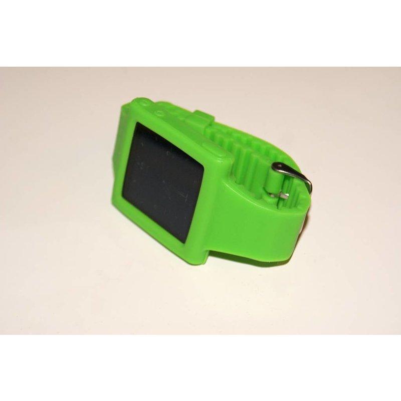 Зеленый ремешок для iPod Nano 6G