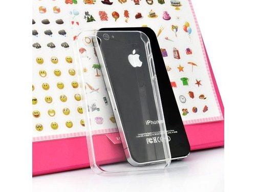 Пластиковая прозрачная защитная крышка для iPhone 4/4s