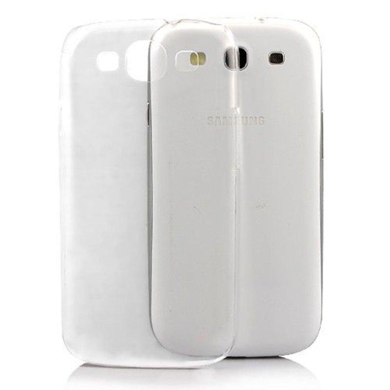 Прозрачная защитная крышка для Samsung Galaxy S3