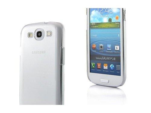 Пластиковая прозрачная защитная крышка для Samsung Galaxy S3