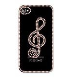 Кристаллы для украшения iPhone и Samsung Шампань 20 штук
