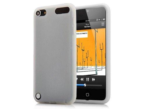 Силиконовый чехол для iPod Touch 5 Белый