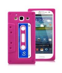 Чехол кассета для Samsung Galaxy S 3 i9300 Розовый