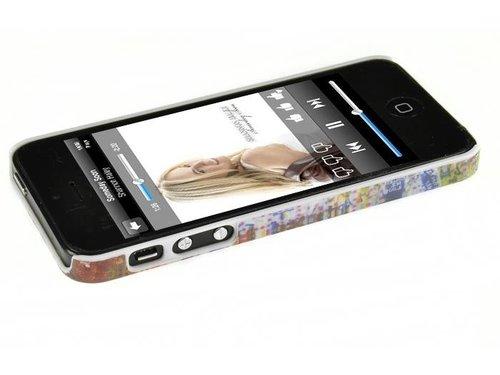 Задняя крышка для iPhone 5 с гербом хиппи Пацифик