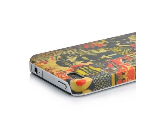 Задняя крышка для iPhone 4/4s The Who