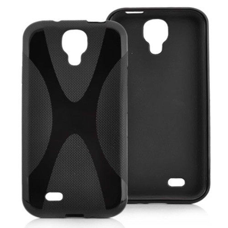 Чехол задняя крышка для Samsung Galaxy S4 i9500 Черный