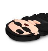 Чехол Psy Gangnam Style для iPhone 5/5s Черный