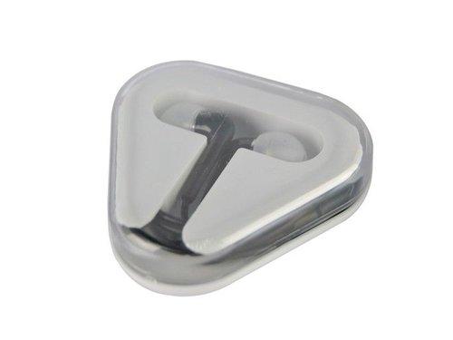 Стерео наушники вкладыши для iPod, iPhone 4/4s/5 Черные