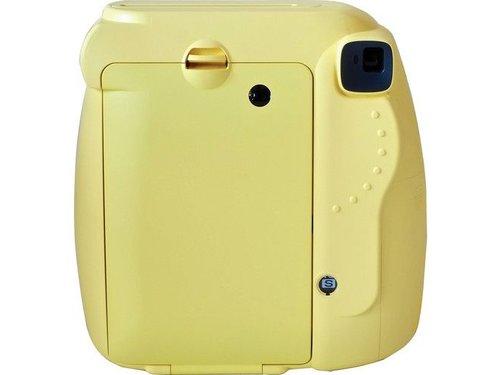 Fujifilm Instax Mini 8 пленочный фотоаппарат Желтый