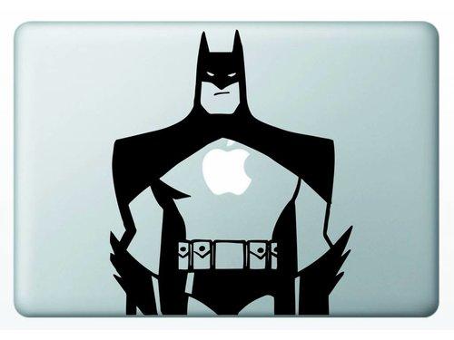 Виниловая наклейка для MacBook Бетмэн (Batman)