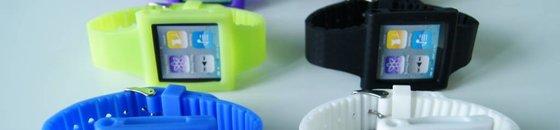 Ремешки для iPod Nano 6G