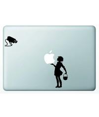 Виниловая наклейка для MacBook Скрытая Камера