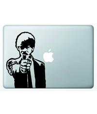 Виниловая наклейка для MacBook Jules Winnfield