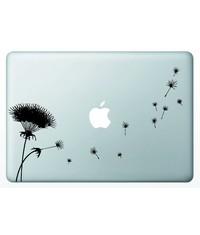 Виниловая наклейка для MacBook Одуванчик