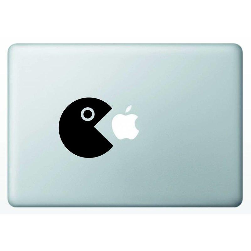 Виниловая наклейка для MacBook Классический Pacman