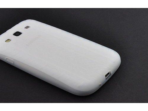 Чехол шина для Samsung Galaxy S3 Белый