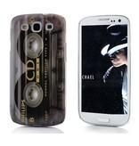 Накладка аудио кассета для Samsung Galaxy S3 i9300
