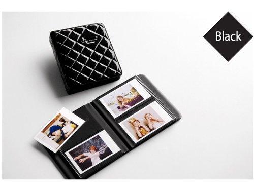 Стильный альбом для фотографий Fujifilm Instax Mini Черный
